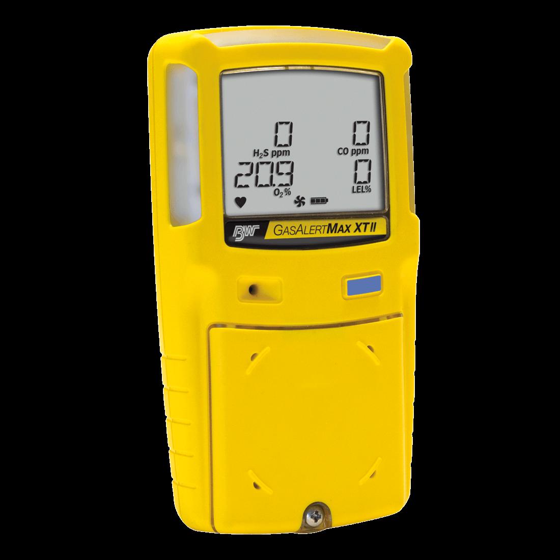 GAS ALERT MAX XT II 4 GAS LEL/O2/CO/H2S